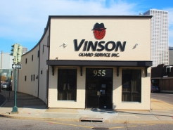 VINSON SECURITY