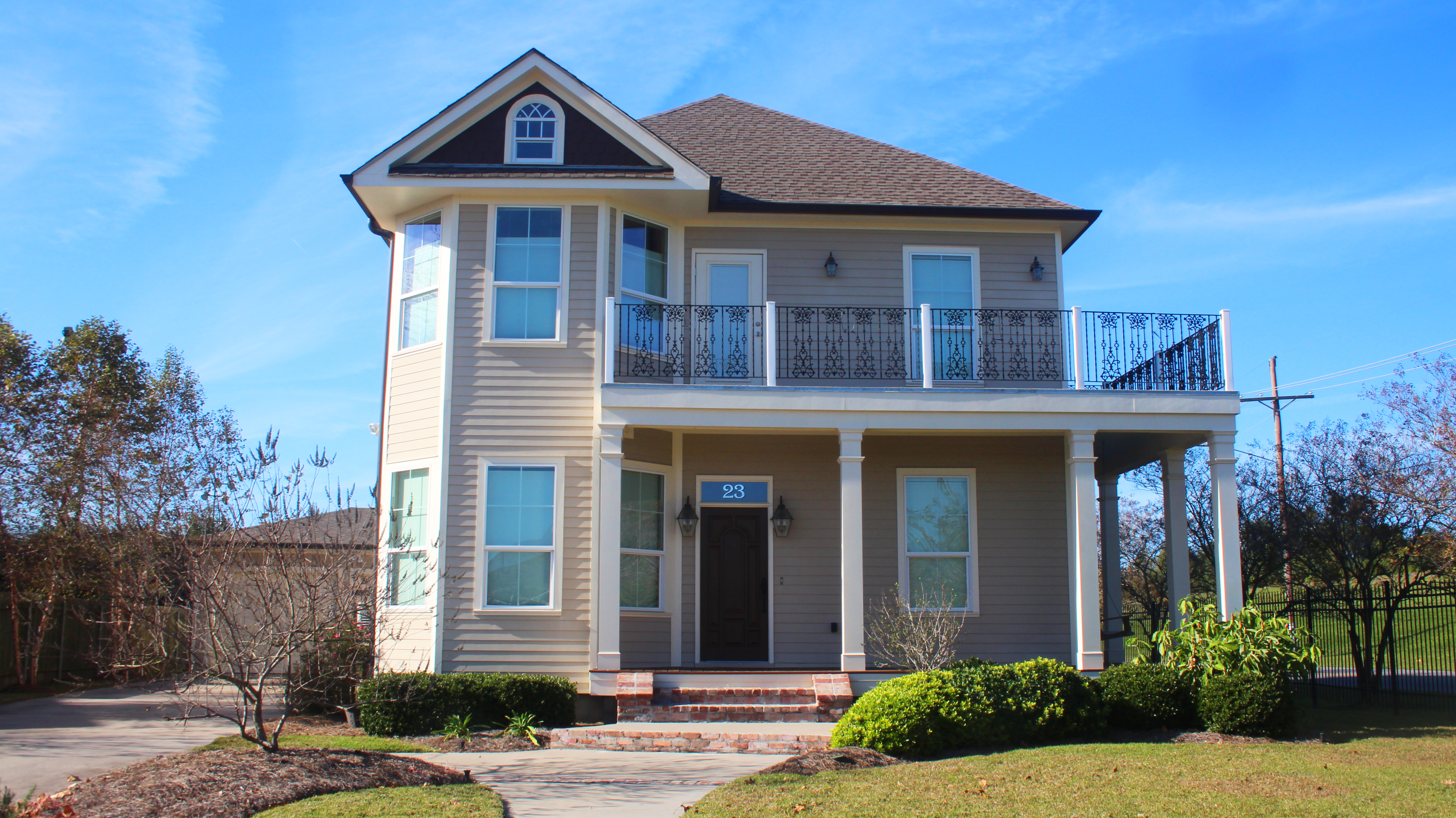 New custom homes new orleans metairie la for Home builders in south louisiana